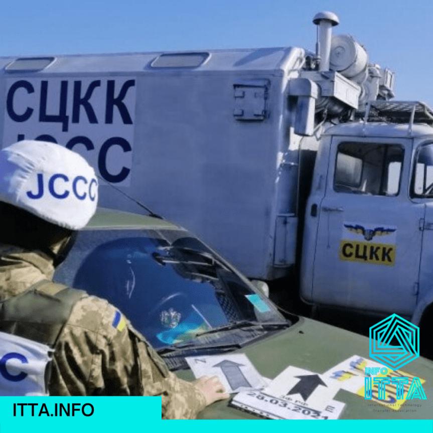 Украинская сторона СЦКК передала СММ ОБСЕ ноту протеста касательно обстрелов российскими наемниками 12 и 13 сентября на Донбассе – штаб ООС