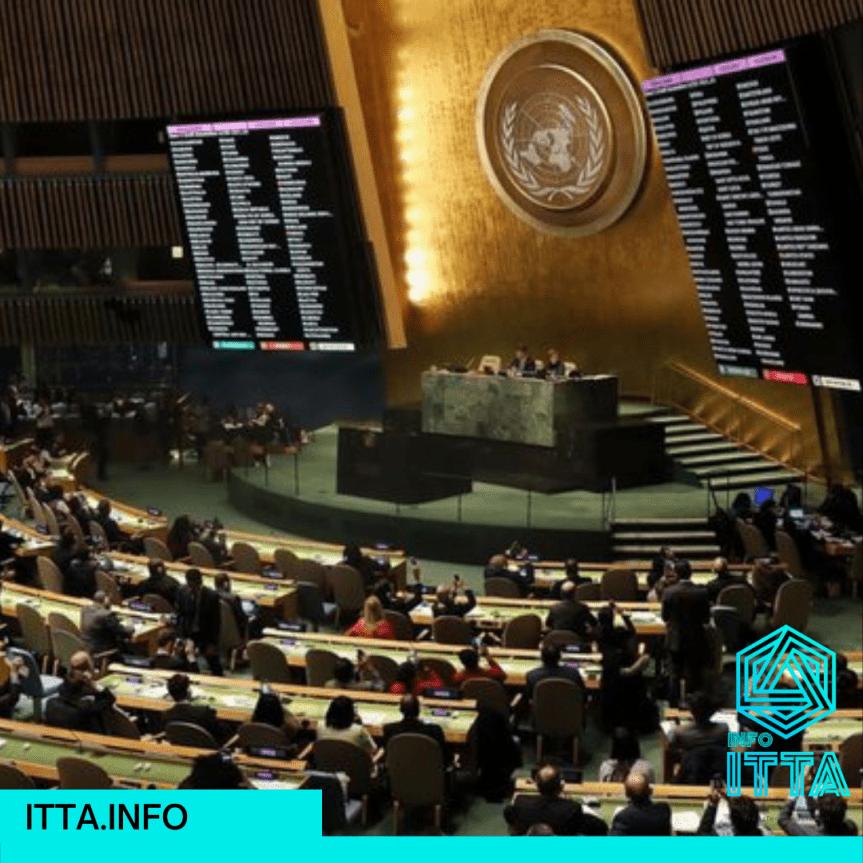 Зеленский призвал оживить устав ООН ради единства и обеспечения равенства прав всех народов